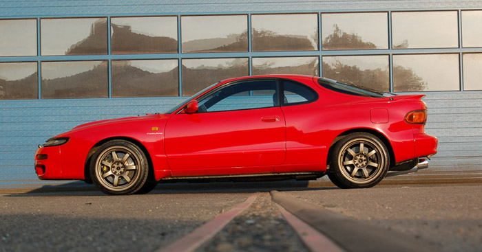 Dot 5 Brake Fluid >> GT FOUR Drivers Club - GT4 Turbo Celica