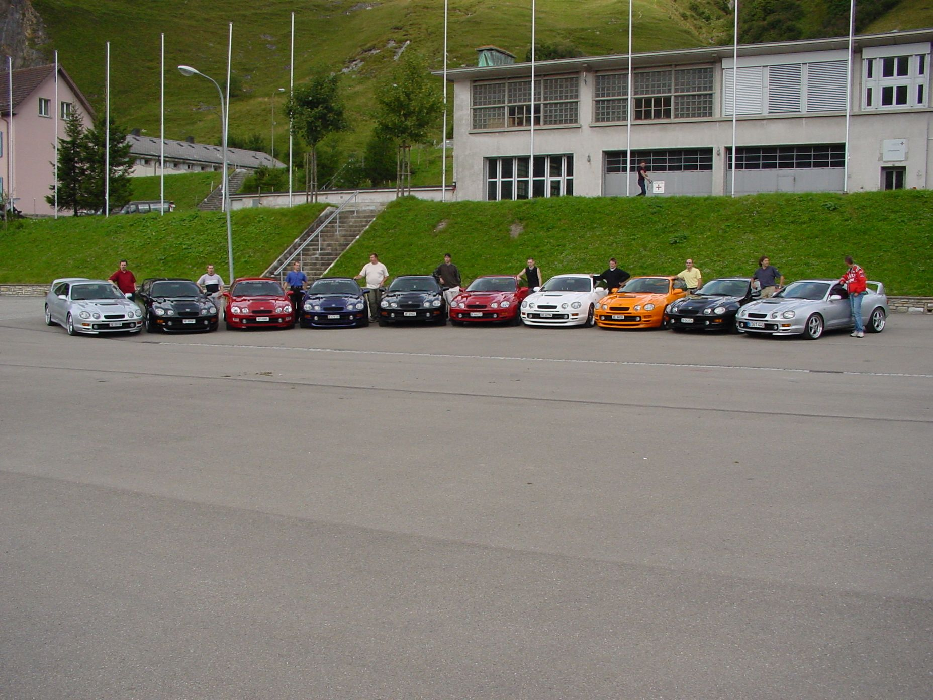 zur Uebersicht - Photo by GT FOUR Drivers Club - Screen Saver